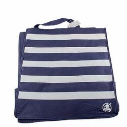 Gam Marynarskie Paski, torba na zakupy , wymiary 322822cm