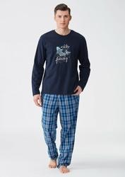 Key MNS 414 B8 piżama męska