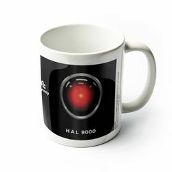 2001: A Space Odyssey HAL - kubek filmowy