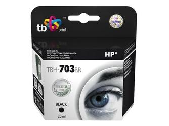 TB Print Tusz do HP DJ D730F735 HP nr 703 CD887AE TBH-703BR  BK ref.
