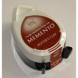 Tusz do stempli Memento Dew Drop - Potters Clay - PC