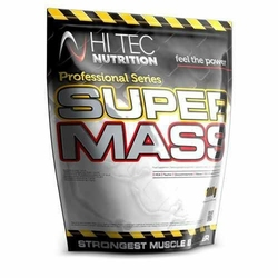 HI-TEC Super Mass Professional - 1000g - Strawberry