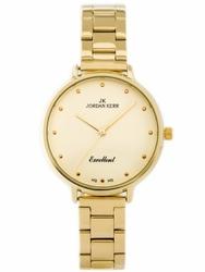 Damski zegarek JORDAN KERR - 16729 zj867b - antyalergiczny