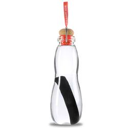 Butelka filtrująca wodę EAU GOOD w pokrowcu czerwona Black+Blum