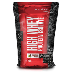 ACTIVLAB High Whey Isolate - 700g - Forest Fruits