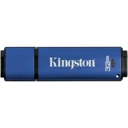 Kingston DataTraveler Vault Privacy 32GB USB 3.0 256bit AES Encrypted