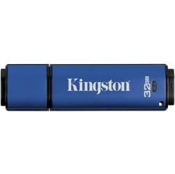 Kingston DataTraveler Vault Privacy 32GB USB 3.0 256bit AES Encrypted