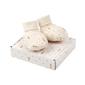 Wooly Organic, Dziecięce Buciki, Rozmiar 8cm, EcruBeżowe
