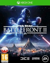 Gra Xbox One Star Wars Battlefront II Pl