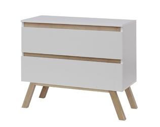 Komoda z szufladami Marta, białadąb sonoma