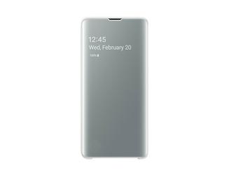 Samsung Etui Clear View Cover S10 białe