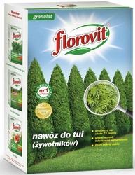 Florovit, Nawóz granulowany do tui, 925g