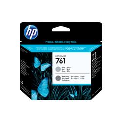 HP 761 głowica drukująca Designjet: szaryciemny szary