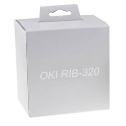Taśma Zamiennik RIB-320 do Oki 09002303 Czarny - DARMOWA DOSTAWA w 24h