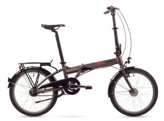 Rower miejski składany Romet Wigry 7 2016