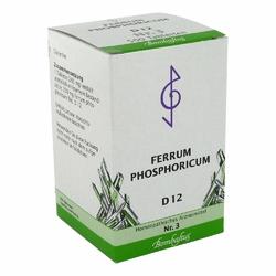 Biochemie 3 Ferrum phosphoricum D 12 Tabl.