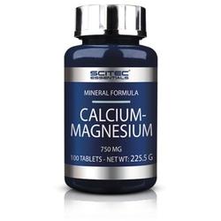 SCITEC Calcium-Magnesium - 100tabs