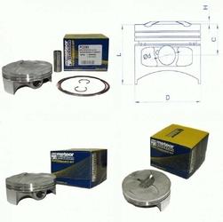 TŁOK HONDA CRF 250R 04-09 COMPR. 13,4:1 77,98 SELEKCJA D PC2063D