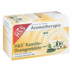 Hs Bio Kamille-orangenblüte Aromather.filterbeut.