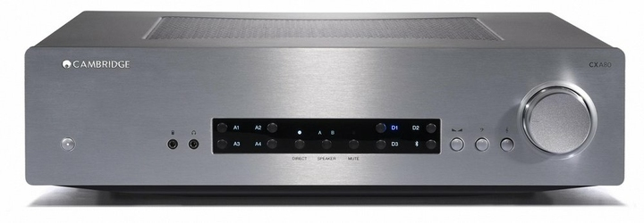 Cambridge Audio CXA80 Kolor: Srebrny