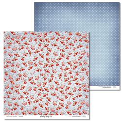 Papier świąteczny Winter song 30,5x30,5 cm - 05 - 05
