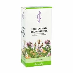 Herbata przeciw kaszlowi oskrzelowemu
