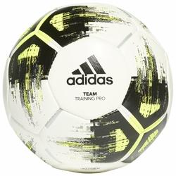 adidas Piłka Nożna TEAM TRAINING PR CZ2233 - Biały || Żółty || Czarny