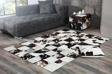 Interior Space :: Dywan Rider 195cm brązowyowy biały
