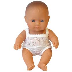 Lalka Europejka Dziewczynka 21cm