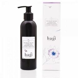 HAGI, Naturalny balsam do ciała z hydrolatem pomarańczowym i olejem z passiflory, 200ml