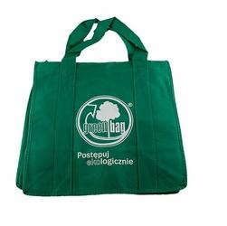 Gam Greenbag, torba na zakupy, wymiary 322822cm