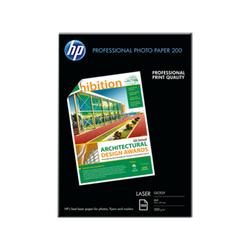 Papier fotograficzny HP Professional Laser, błyszczący, 200 gm2 – 100 arkuszyA4210 x 297 mm