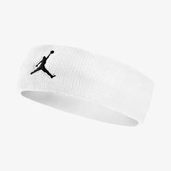 Opaska na głowę Air Jordan Jumpman Headband - JKN00-101 - Biały