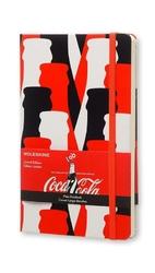 Notes Coca Cola limitowana edycja 2015 L gładki