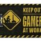 Gamer At Work - wycieraczka