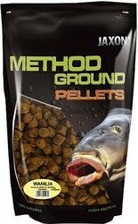 Pellet zanętowy Jaxon Method Ground 12mm Wanilia 1kg