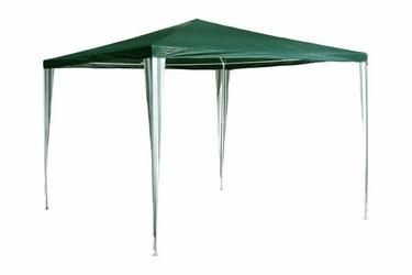 Pawilon ogrodowy, namiot handlowy 3x3m pe kolor zielono-biały