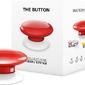 Fibaro the button  przycisk czerwony  - szybka dostawa lub możliwość odbioru w 39 miastach