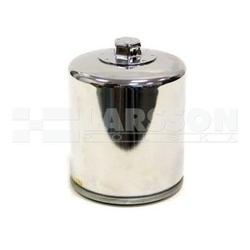Filtr oleju kn  kn174c chromowany 3201017