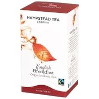 Hampstead | english breakfast - herbata czarna saszetki 40g | organic - fairtrade