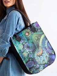 Torebka shopper bag lorenti city nirvana 064 - szary