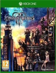 Cenega Gra Xbox One Kingdom Hearts 3
