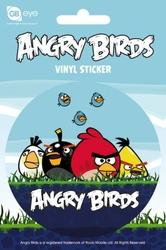 Angry Birds - Drużyna  - naklejka