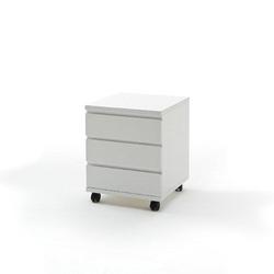 Barney kontenerek pod biurko wysoki połysk