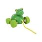 Żabka zabawka do ciągnięcia
