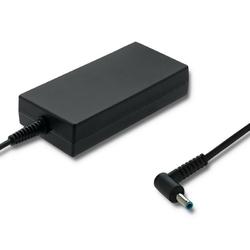 Qoltec zasilacz do hp 120w 19.5v 6.15a 4.5x3.0 + kabel zasilający
