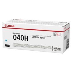 Canon oryginalny toner 040H, cyan, 10000s, 0459C001, 0459C002, high capacity, Canon imageCLASS LBP712Cdn,i-SENSYS LBP710Cx, LBP7