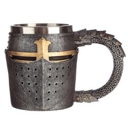 Hełm rycerza - duży kufel