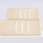 Ręcznik b2b frotex kremowy - kremowy