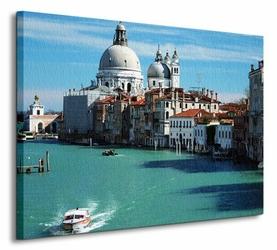Grand Canal - Wenecja - Obraz na płótnie